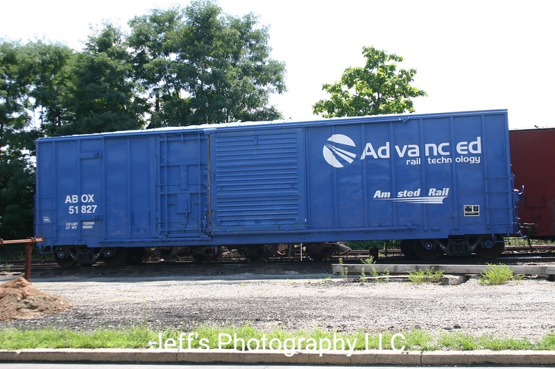 TTX Company 50' Combination Door Boxcar No. 51827