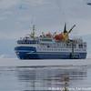 M/V Ocean Nova in the pack-ice