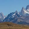 Mount Fitz Roy and Cerro Torre, Santa Cruz, Argentina