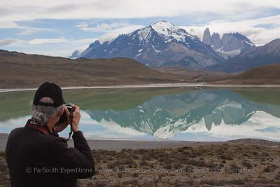 Laguna Amarga, Torres del Paine National Park, Chile