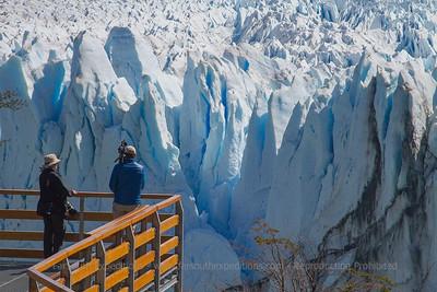Los Glaciares National Park: Perito Moreno Glacier & El Chalten