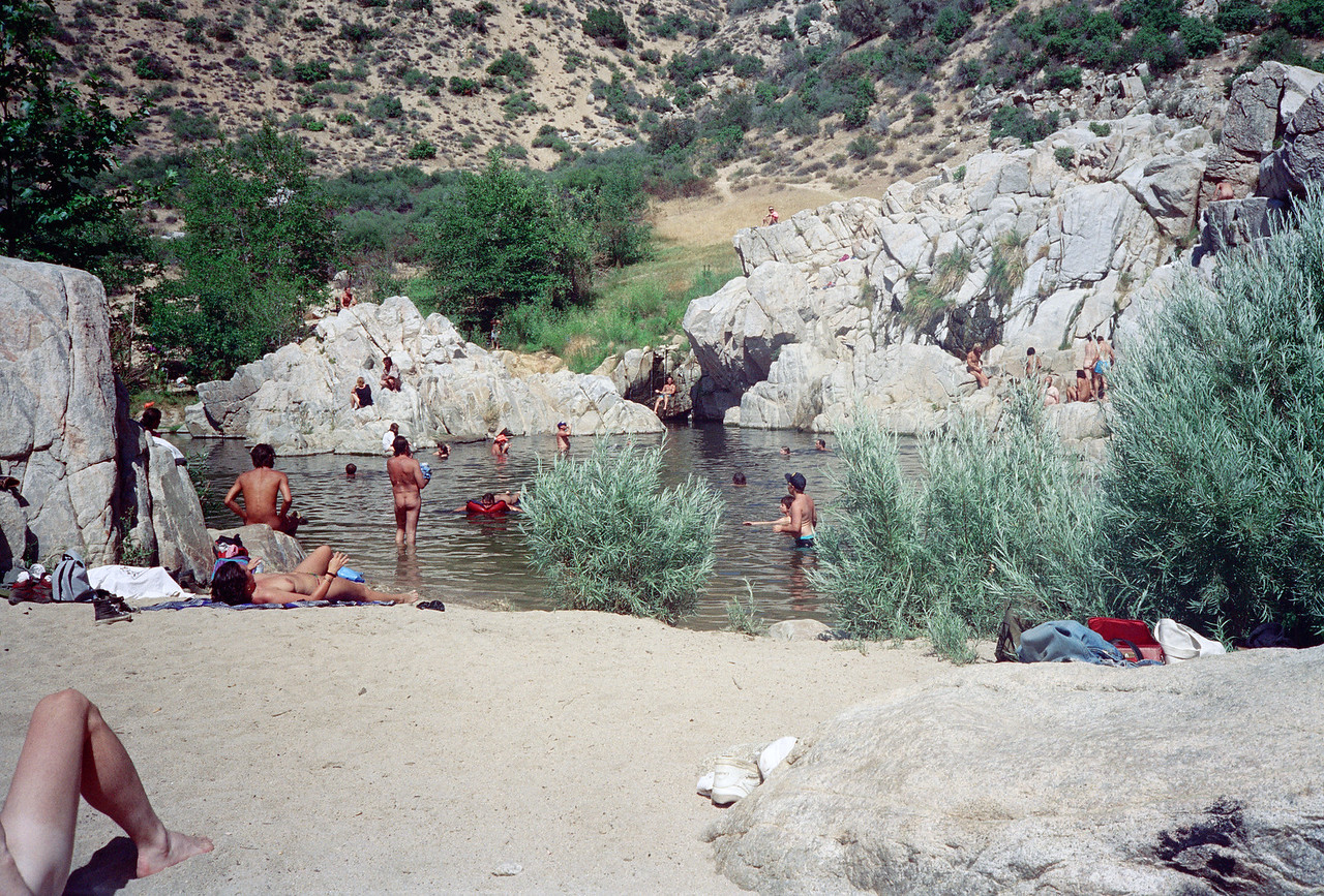 Deep Creek Hot Springs & Bowen Ranch, 1991 - 3 of 9