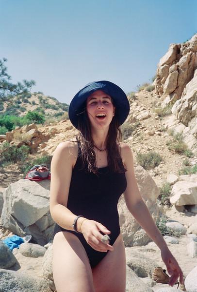 Deep Creek Hot Springs & Bowen Ranch, 1991 - 4 of 9