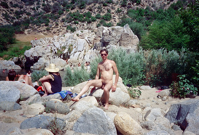 Deep Creek Hot Springs & Bowen Ranch, 1991 - 5 of 9
