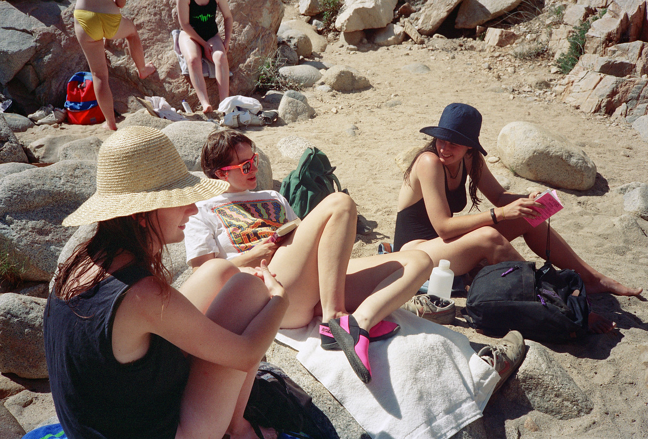 Deep Creek Hot Springs & Bowen Ranch, 1991 - 2 of 9