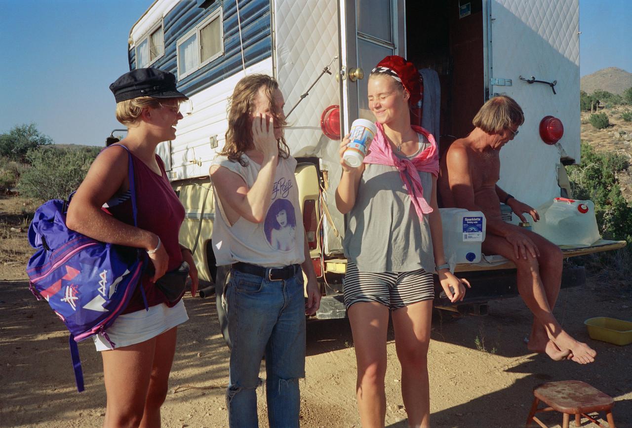 Deep Creek Hot Springs & Bowen Ranch, 1991 - 9 of 9