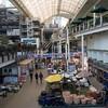Tottus - an enormous, modern supermarket (hipermercado) in Las Condes.