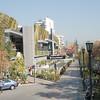 Parque Arauco - an enormous, upscale shopping center in the Las Condes neighborhood of Santiago.