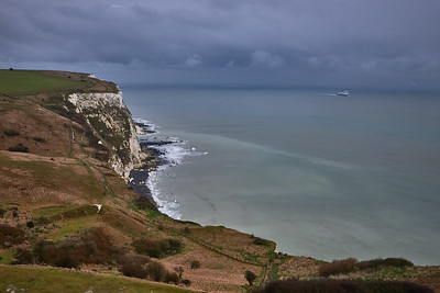 Dover, White Cliffs Thereof