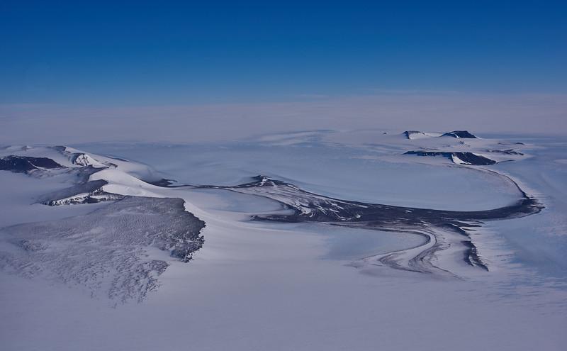 Edge of the South Polar Plateau