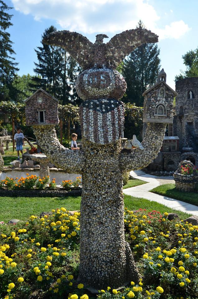 The Hartman Rock Garden - Springfield OH (8/28)