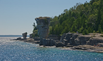 Sauble Beach & Tobermory - 2010