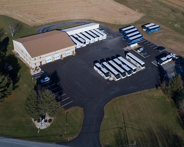 Executive Coach Aerial Photos