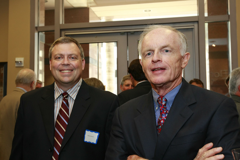 Randy Simmens and Larry Hobbs of Carr Company