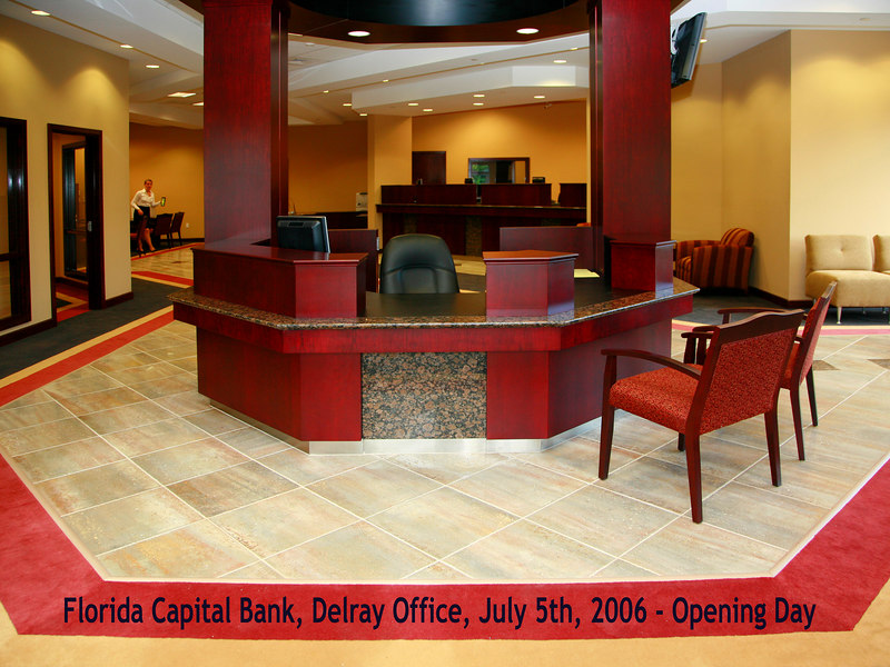 FLCB Delray Beach Branch Opening July 2006 N captioned