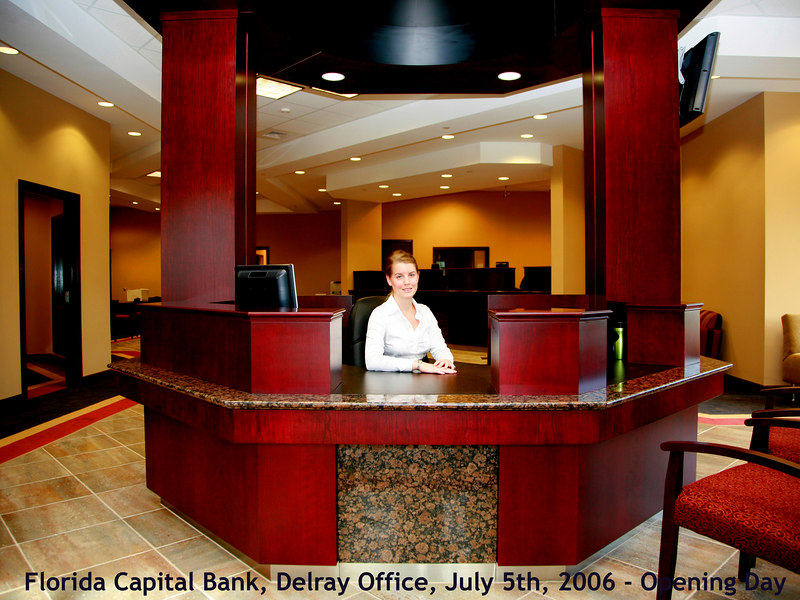FLCB Delray Beach Branch Opening July 2006 L captioned