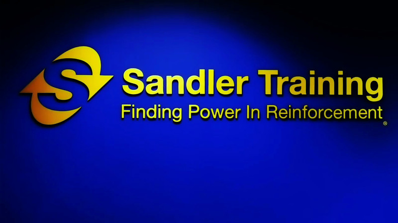 Sandler Training Classroom discussions, September 4, 2013 9am