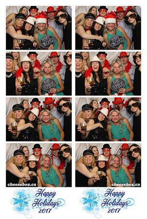 Executive Suites Squamish Christmas Party