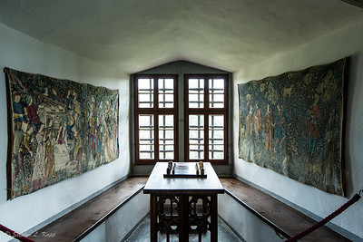 Table View at Marksburg Castle