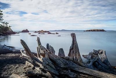 Rosario Beach and Northwest Island