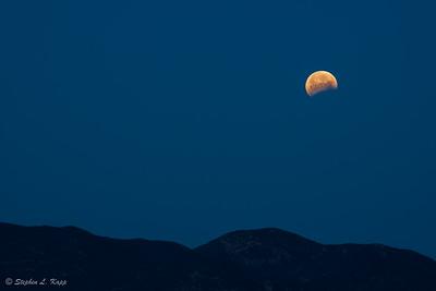 """April 4, 2015 (""""Blood Moon"""") Lunar Eclipse"""