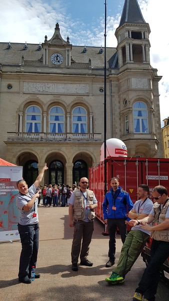 ETC Open Day 2018. Luxembourg City, Luxembourg. Photo: WFP / Katarzyna Chojnacka