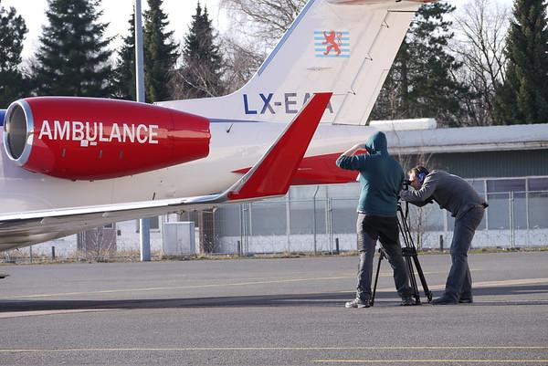 emergency.lu film shooting