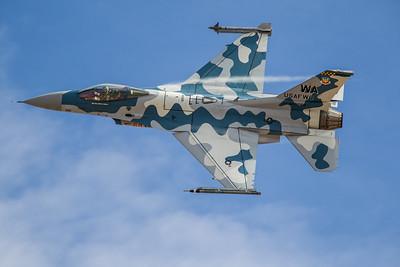 F-16C Fighting Falcon - USAF