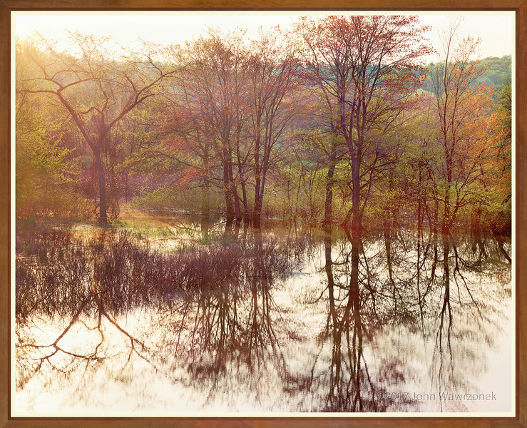 Sunset, Sudbury River