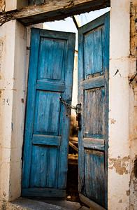 Doors - Galaxidi, Greece