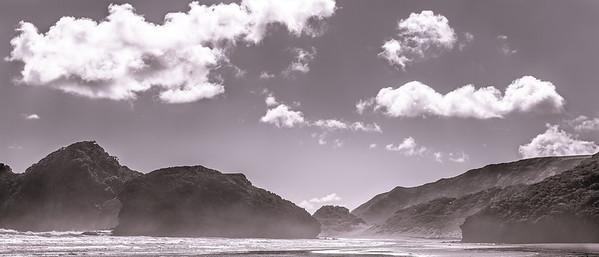 Muriwai Beach - Auckland, New Zealand