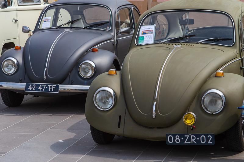 Volkswagen Beetle -Aircooled Scheveningen