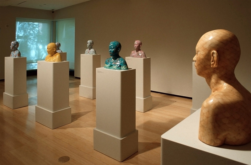 China Refigured: The Art of Ah Xian; Asia Society Museum