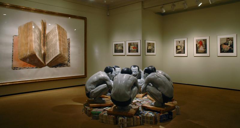 Shu: Reinventing Books in Contemporary Chinese Art; China Institute