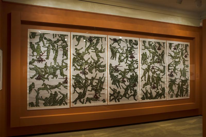 Woodcuts in Modern China, 1937-2008 China Institute