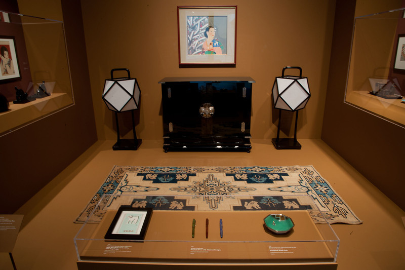 Deco Japan: Shaping Art and Culture, 1920–1945; Japan Society