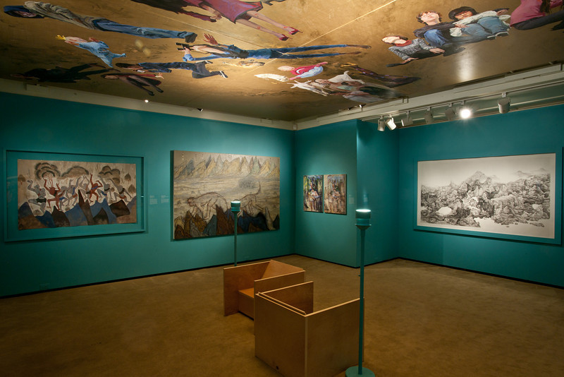 Inspried by Dunhuang: Re-creation in Contemporary Chinese Art; China Institute