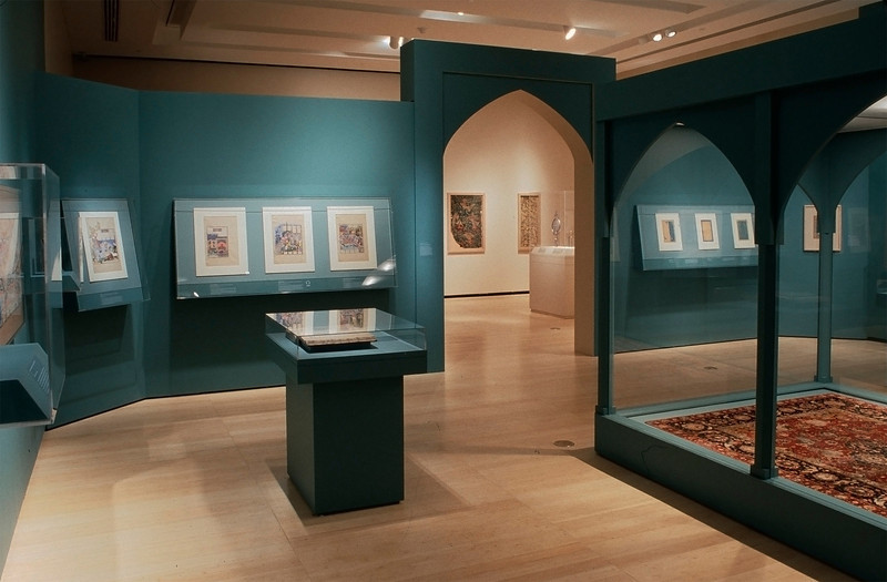 Hunt for Paradise: Court Arts of Safavid Iran, 1504-1576; Asia Society