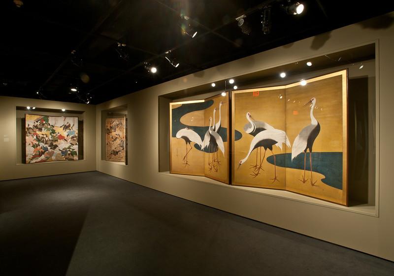 Silver Wind: The Arts of Sakai Hōitsu (1761-1828); Japan Society