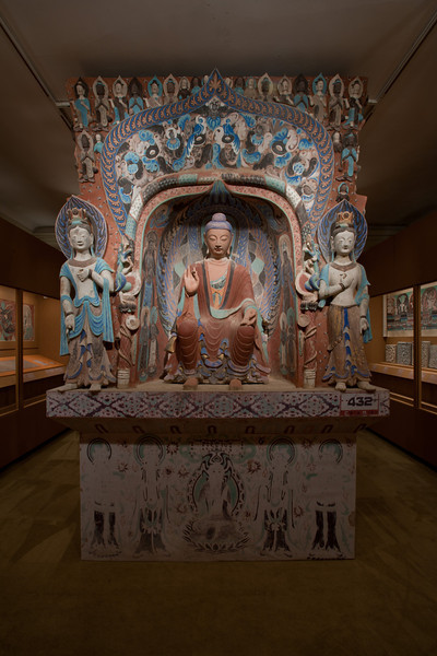Dunhuang: Budhhist Art at the Gateway of the Silk Road; China Institute