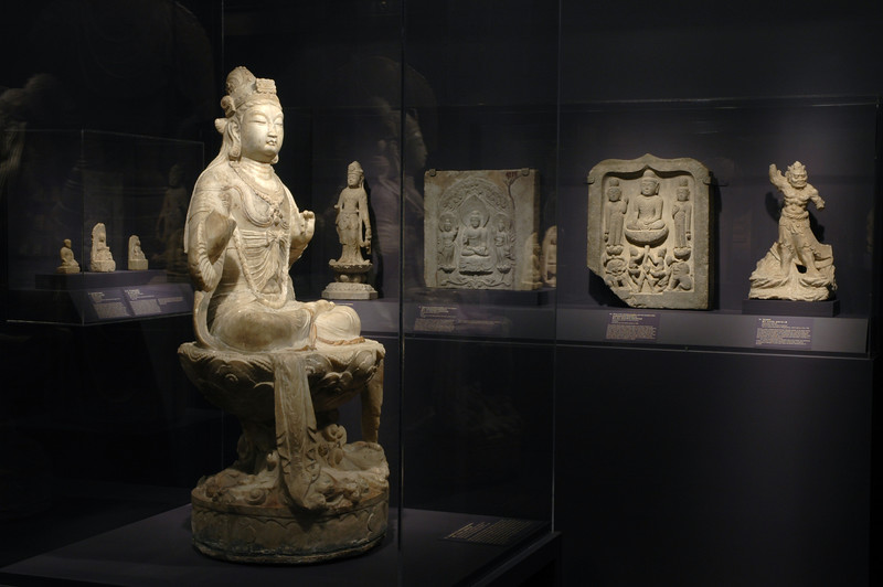 Buddhist Sculpture from China: Selections from Xi'an Beilin Museum, 5th to 9th Centuries, China Institute Buddhist Sculpture from China: Selections from Xi'an Beilin Museum, Fifth Through Ninth Centuries; China Institute