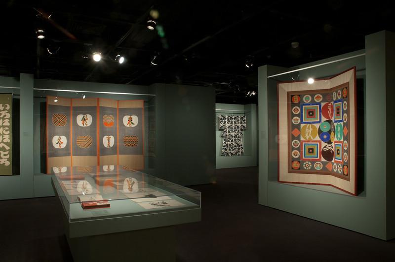 Serizawa: Master of Japanese Textile Design; Japan Society