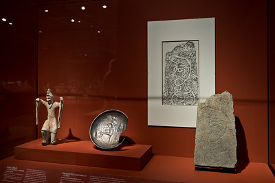 Art in a Time of Chaos, Masterworks of Six Dynasties China, 3rd–6th Centuries; China Institute