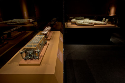 Dreams of the Kings: A Jade Suit for Eternity Treasures of the Han Dynasty from Xuzhou China Institute