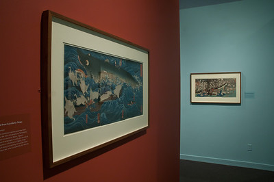 Graphic Heroes, Magic Monsters: Japanese Prints by Utagawa Kuniyoshi from the Arthur R. Miller Collection; Japan Society