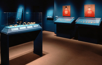 Gold & Jade: Imperial Jewelry of the Ming Dynasty from the Nanjing Municipal Museum; China Institute