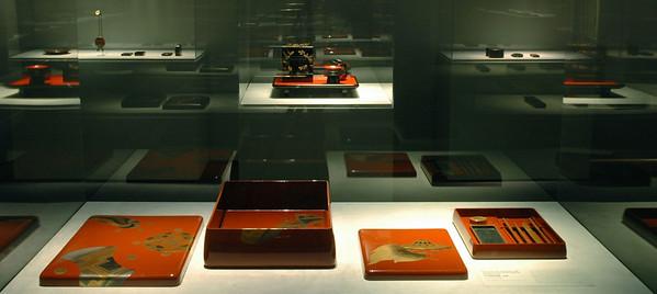 The Genius of Japanese Lacquer: Masterworks by Shibata Zeshin; Japan Society