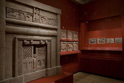 Theater, Life, and the Afterlife, Tomb Décor of the Jin Dynasty from Shanxi; China Institute
