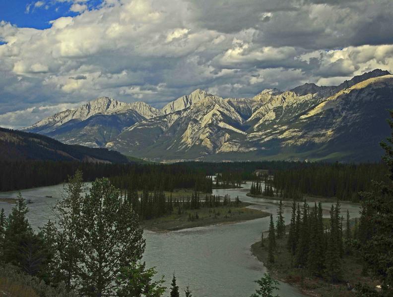 Alan Magazine Athabasca River