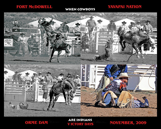 Dan Otto When Cowboys are Indians